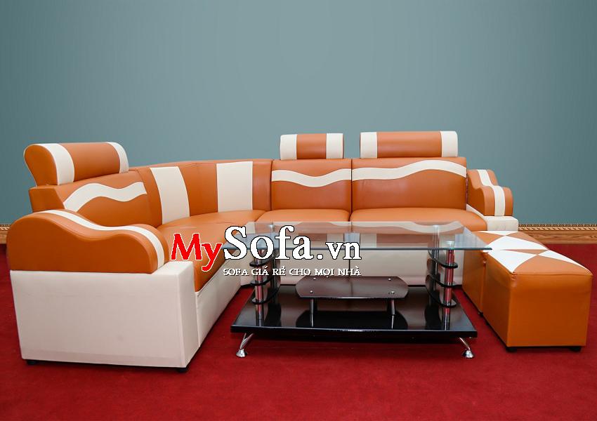 Hình ảnh bộ Sofa giá rẻ AmiA SFD029