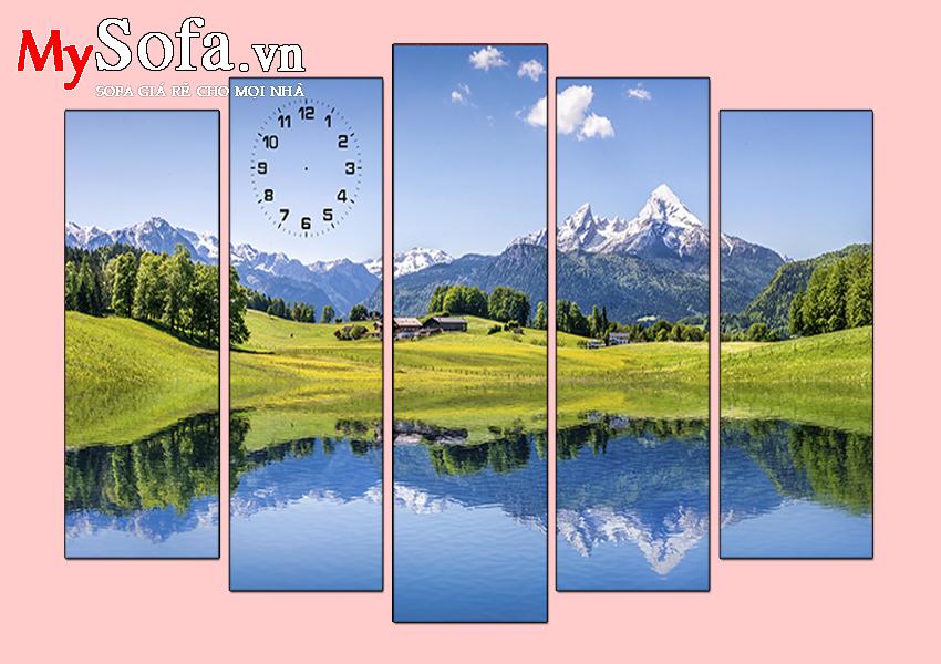 Tranh phong cảnh thiên nhiên AmiA TDH176