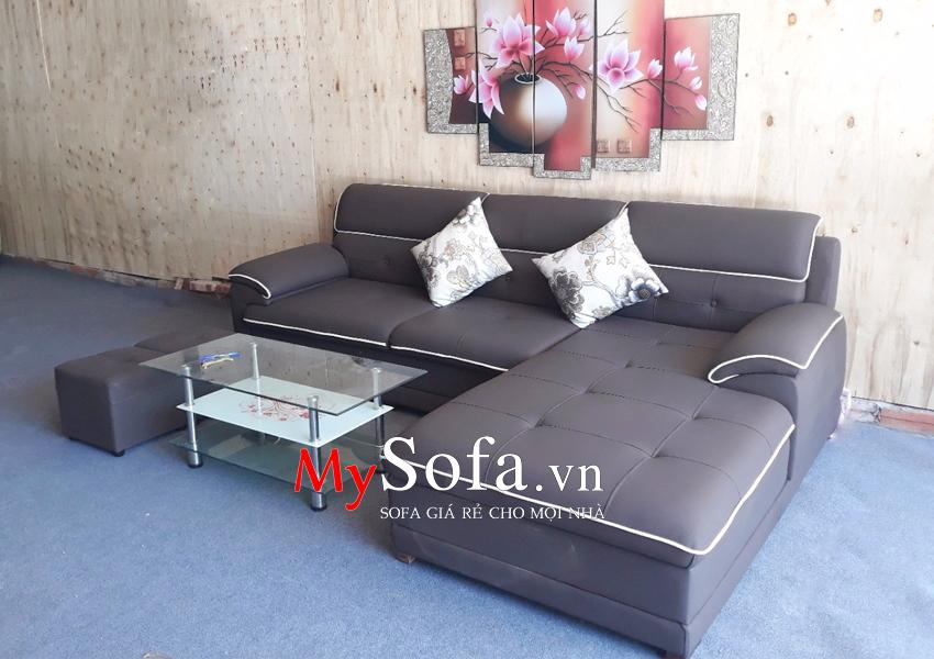 Mẫu ghế Sofa phòng khách hiện đại AmiA SFD152