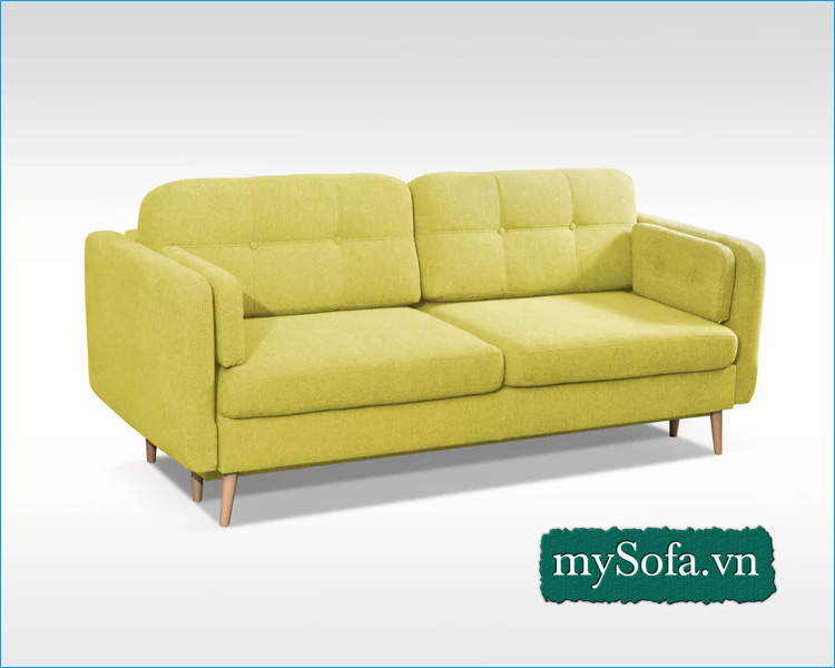 ghế sofa văng nỉ đẹp MyS-18657