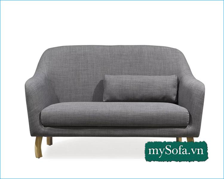 mẫu ghế sô pha nhỏ kê phòng riêng cá nhân MyS-19587