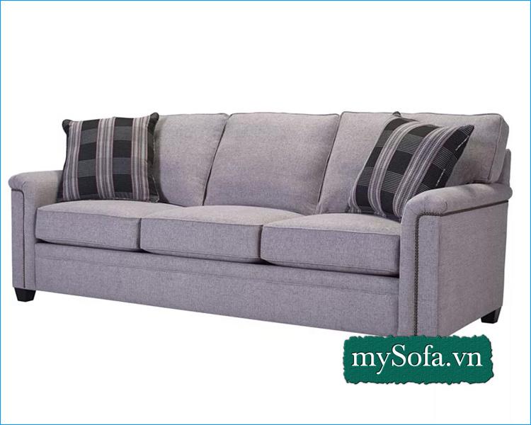 mẫu ghế sopha đẹp giá rẻ kê phòng khách chung cư nhỏ MyS-19581